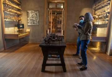 El Museo Taller llegó al barrio Yungay con herramientas y talleres que celebran el ingenio