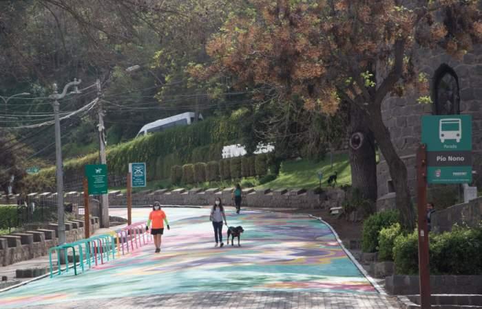 El Parque Metropolitano abrirá en la franja deportiva este finde de elecciones