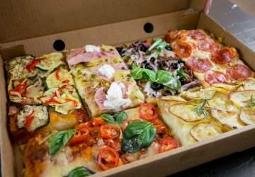 Pizzario: la nueva pizzería al corte y al estilo romano de Providencia