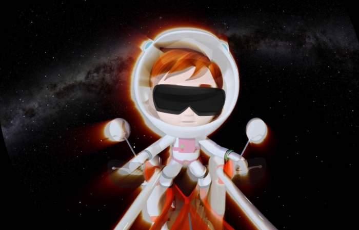 La nueva película en realidad virtual del Planetario es un fascinante viaje por el Universo