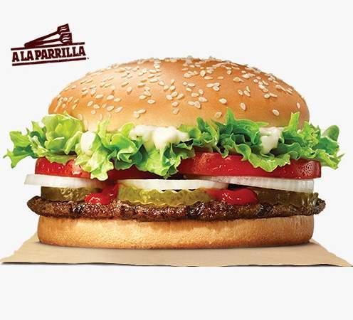 Burger King regalará una hamburguesa con papitas fritas a los vocales de mesa