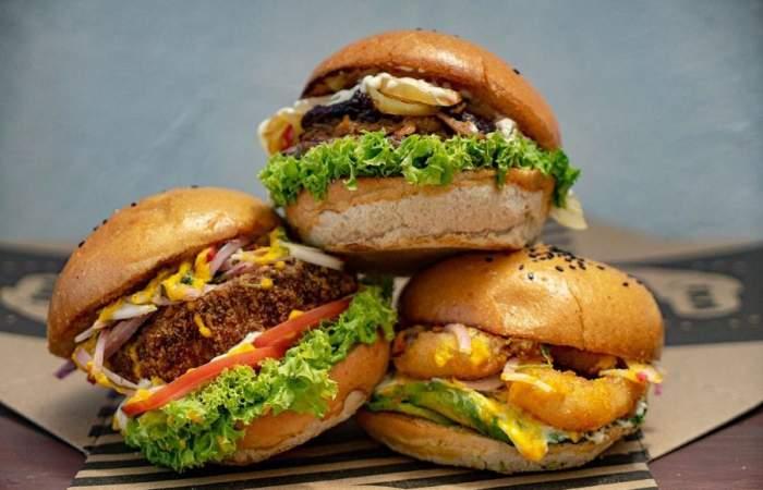 ¿Fanático de las hamburguesas? Prueba más de 80 variedades a $ 4.990 en The Top Burger