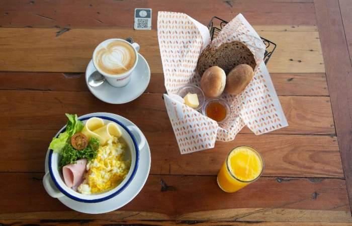 Café La Subida: un lugar soñado a los pies del Parque Metropolitano