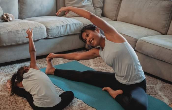 Conviértete en atleta con este entrenamiento familiar y gratuito