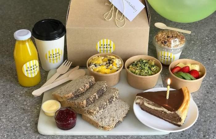 Los desayunos a domicilio más deliciosos para regalar en el Día del Padre