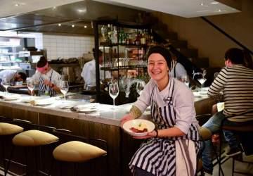 """Toma una clase gratuita de cocina sustentable con dos chefs de lujo, """"China"""" Bazán y Narda Lepes"""
