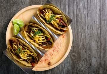 Chinga tu taco: el nuevo delivery que pone la cocina del mundo en un taco