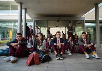 Apostando a su probada fórmula, llega a Netflix la cuarta temporada de Élite, la popular serie española