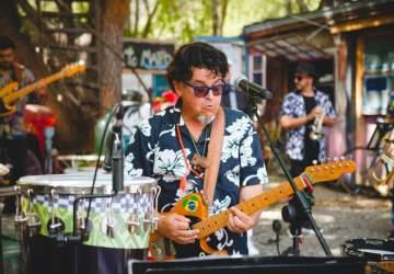 Joe Vasconcellos, Saiko, Santaferia y Los Vásquez tocarán en el festival solidario Ayuda Cajón del Maipo