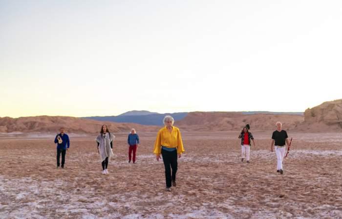 Gratis: El concierto virtual que Los Jaivas harán desde San Pedro de Atacama