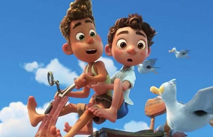 Luca: la nueva y vivaz película de Pixar que debuta por Disney+