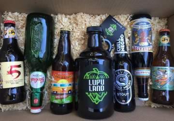Apaga la sed en cuarentena con este delivery de cervezas artesanales elegidas con pinzas