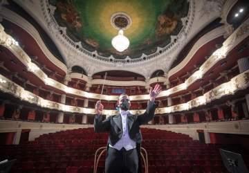 El Teatro Municipal de Santiago llega a la TV abierta con conciertos y danza