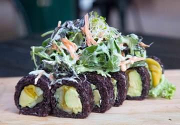 VGN: el nuevo sushi basado en plantas y consciente que debes probar