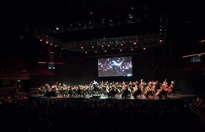 De película, el concierto con la música de Cinema Paradiso y Tiburón en versión orquestal