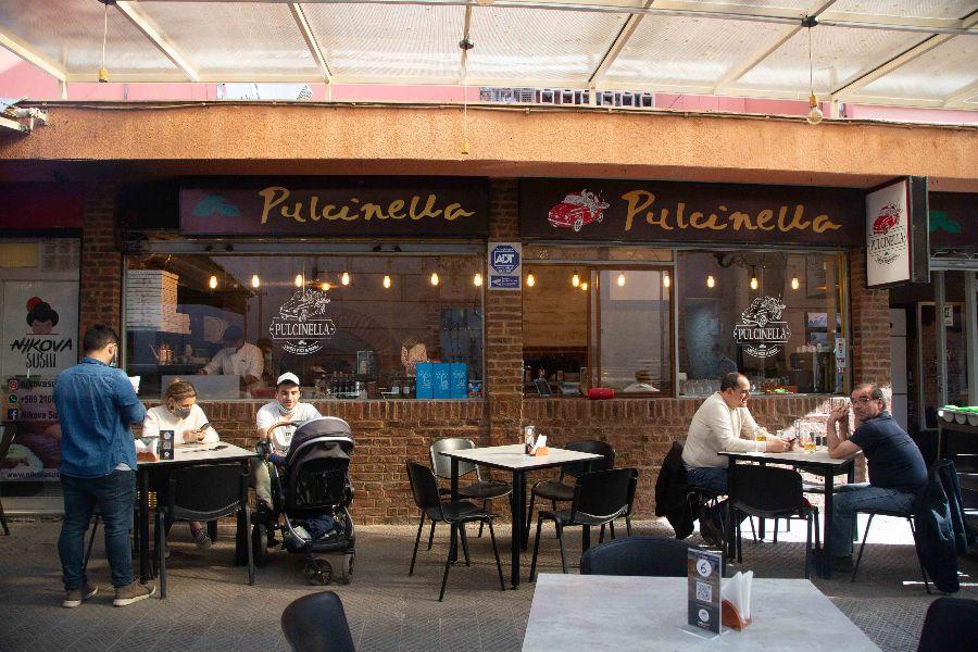 Pizzería Pulcinella