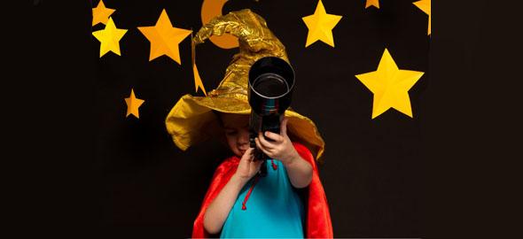 De otro planeta: los cursos de astronomía para niños y niñas siderales