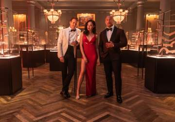 Netflix anuncia la fecha de estreno de Alerta roja, la película de acción que juntará a Dwayne Johnson, Gal Gadot y Ryan Reynolds