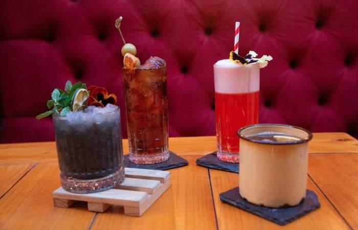 Heaven Bar, el local de Bellavista con deliciosos cocteles de autor que te llevarán al cielo
