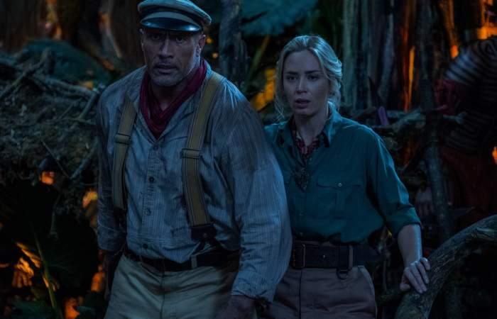 Jungle Cruise: la aventura familiar de Disney con Dwayne Johnson y Emily Blunt