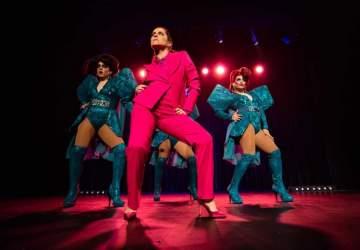 Natalia Valdebenito revive vía streaming el show con el que repletó el Teatro Caupolicán