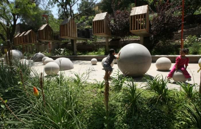 Parque de la Infancia: el mejor lugar para que los niños jueguen y disfruten la naturaleza