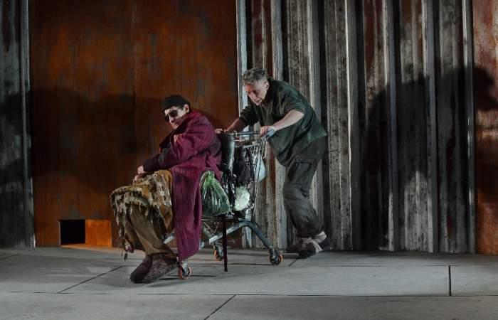 El teatro presencial vuelve al GAM con una obra posapocalíptica