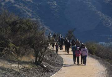 Disfruta el Día del Niño y la Niña al aire libre con paseos gratuitos al Cerro Calán