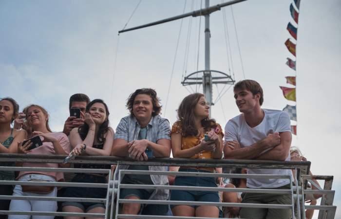 El stand de los besos 3: la amistad y los cambios marcan la última cinta de la saga juvenil de Netflix
