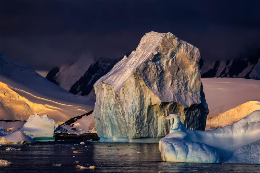 El calentamiento global en Chile retratado por el lente de grandes fotógrafos