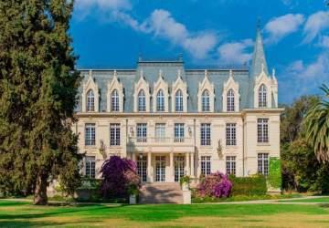 Las Majadas de Pirque: una escapada a un palacio centenario a 50 kms de Santiago