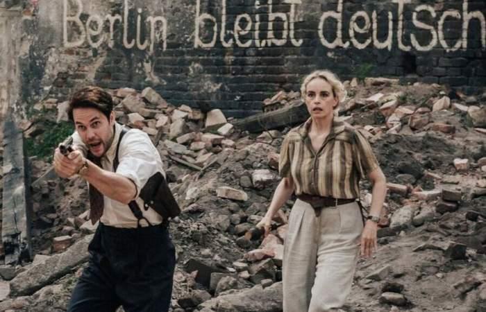 Los derrotados: la serie ambientada en la Berlín de posguerra que une drama y suspenso policial