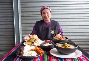 La cocina aymara del Mercado Tirso de Molina que conquistará tu corazón