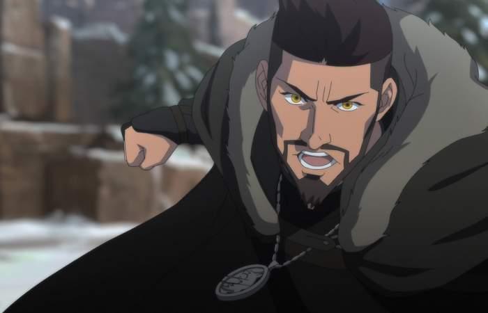 The Witcher: la pesadilla del lobo, la precuela animada de la exitosa serie de fantasía de Netflix