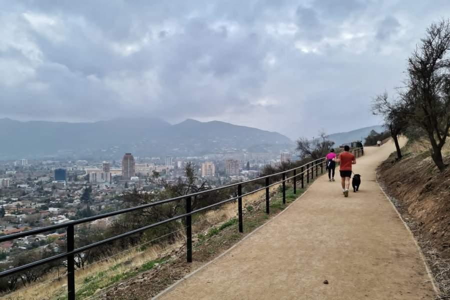 Los mejores panoramas al aire libre para disfrutar de la naturaleza en Santiago
