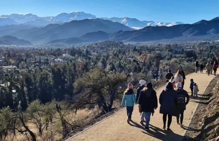 Los mejores panoramas gratis que puedes disfrutar en Santiago en septiembre