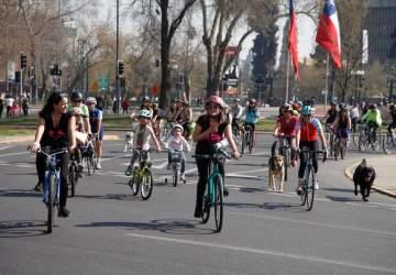 La cicletada para mujeres y niñas que tendrá música, picnic y talleres