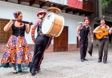La Fiesta de la Primavera del barrio Yungay vuelve a las calles con más de un mes de actividades gratuitas