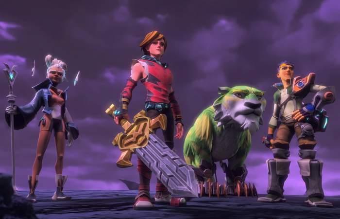 He-Man y los Amos del Universo: la serie de Netflix que da una nueva mirada al famoso héroe de acción