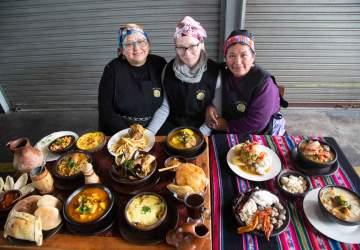 Newen Lamngen: cocina multicultural en Recoleta con platos desde $ 3.500