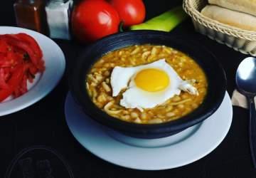 El Palacio del Poroto con Rienda: una picada con platos con baranda y mucha sazón chilena