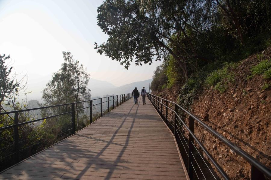 Parque Cerro Calán