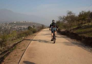 El Cerro Calán se abre al público después de más de 60 años con un parque que luce vistas en 360° de Santiago