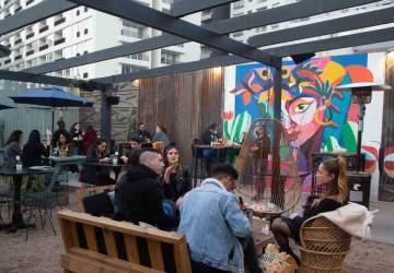 Patio Almeyda: la terraza con coctelería de autor que es un hit en Ñuñoa