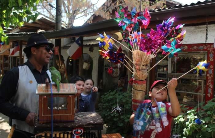 Los panoramas gratis que puedes hacer estas Fiestas Patrias en Santiago