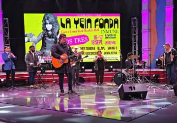 La Yein Fonda festejará sus 25 años con Los Tres, Los Jaivas, Tommy Rey, Illapu y Santa Feria