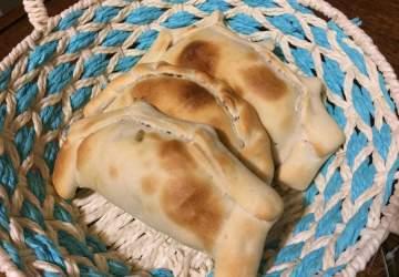 Como en casa: la empanada vegana elegida como la mejor por el Circulo de Cronistas Gastronómico