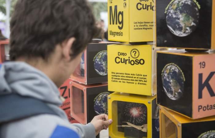 El Festival de la Ciencia llevará entretenidas y educativas actividades a parques y calles de todo Chile
