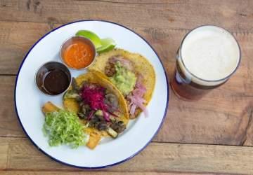 Expendio Montt: el nuevo bar de tacos y chelas en Manuel Montt