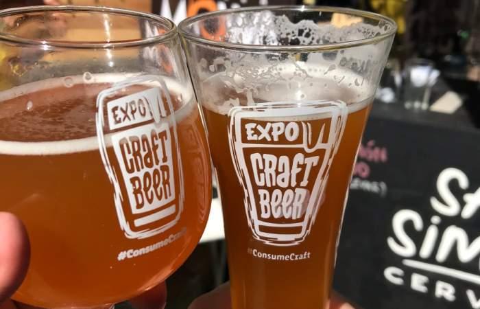 Expo Craft Beer: la feria cervecera que se tomará un palacio en plena Alameda